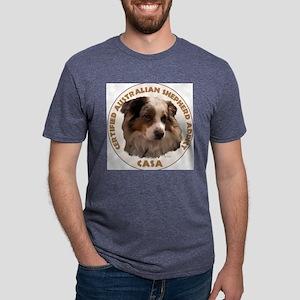 aussieaddict copy Mens Tri-blend T-Shirt