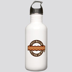 I put bacon on my bacon Stainless Water Bottle 1.0