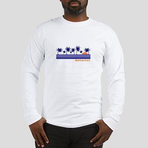 bahamasblu Long Sleeve T-Shirt