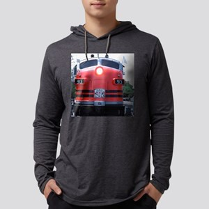 (15)Engine 913 Mens Hooded Shirt