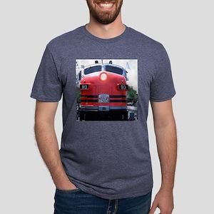 (15)Engine 913 Mens Tri-blend T-Shirt