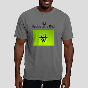 radioactive Mens Comfort Colors Shirt