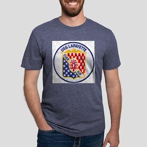 patch Mens Tri-blend T-Shirt