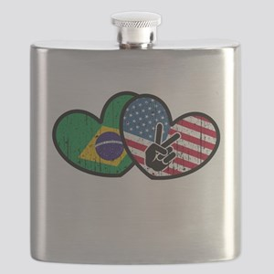 brazilian american Flask