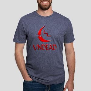 Undead Mens Tri-blend T-Shirt