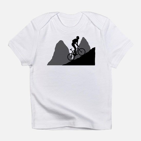 Mountain Biking Infant T-Shirt