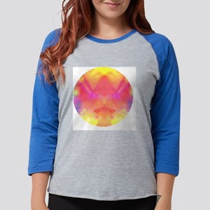 astral2-button Womens Baseball Tee