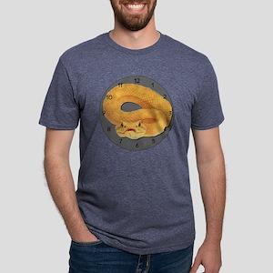 eyelash Mens Tri-blend T-Shirt