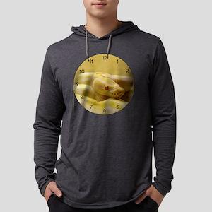 albinoball Mens Hooded Shirt