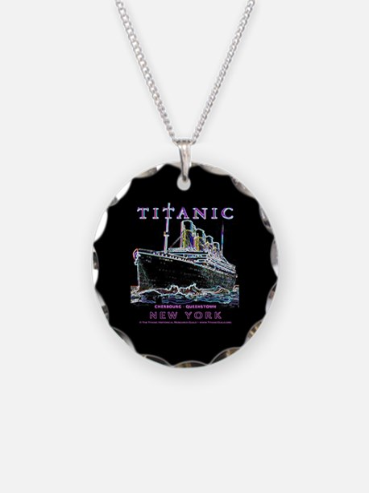 Titanic Neon (black) Necklace