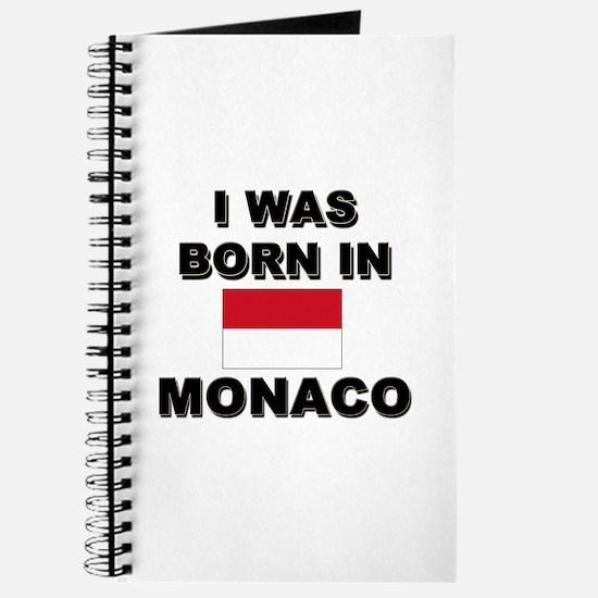 I Was Born In Monaco Journal