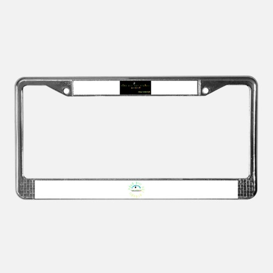 World Trade Center/911 License Plate Frame