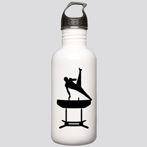 Gymnastic - Pommel Horse Stainless Water Bottle 1.