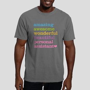 Personal Assistant Mens Comfort Colors Shirt