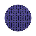 Purple and Black Goth Cat Pattern 3.5