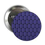 Purple and Black Goth Cat Pattern 2.25