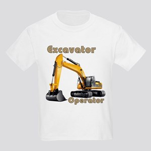 The Excavator Kids Light T-Shirt