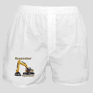 The Excavator Boxer Shorts