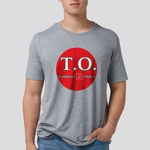 TO Mens Tri-blend T-Shirt