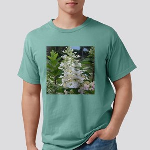 TILE- PEACH HYDRANGEA.jp Mens Comfort Colors Shirt