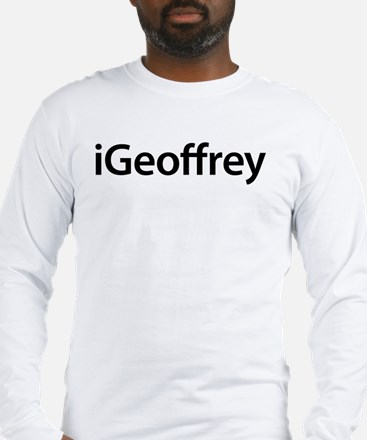 iGeoffrey Long Sleeve T-Shirt