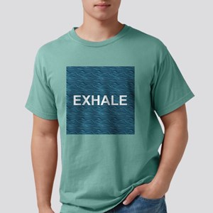 exhalecircle Mens Comfort Colors Shirt