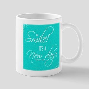 Smile! its a New Day Mug