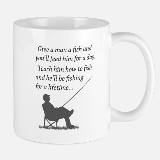Fishing for a Lifetime Mug