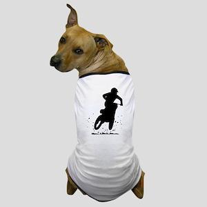Dirt Biking Dog T-Shirt