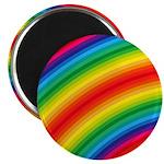 Rainbow Striped Pattern 2.25
