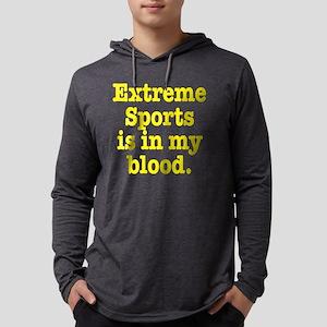 extremesports Mens Hooded Shirt