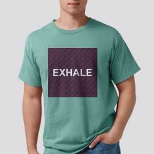 exhalefcircle Mens Comfort Colors Shirt