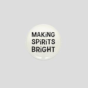 Making Spirits Mini Button