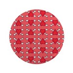 Red Heart and Crossbones Pattern 3.5