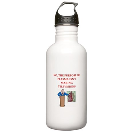 med school joke Stainless Water Bottle 1.0L
