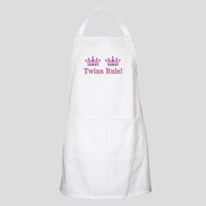 Twins Rule! (Girls) BBQ Apron