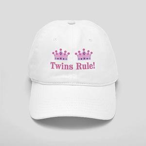Twins Rule! (Girls) Cap