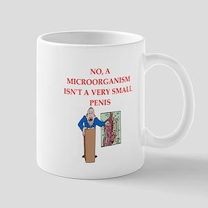 med school joke Mug