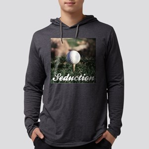 Seduction Mens Hooded Shirt
