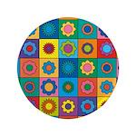 Rainbow Flower Pattern 3.5