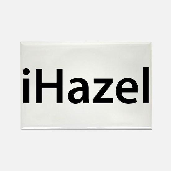 iHazel Rectangle Magnet