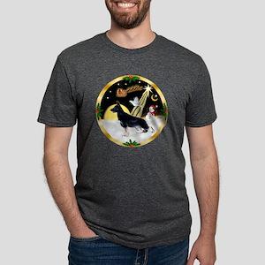W-NightFlight-GShep14-rev.p Mens Tri-blend T-Shirt