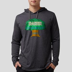 baker family reunion tree 09 Mens Hooded Shirt