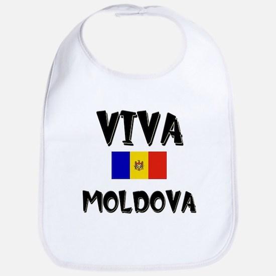 Viva Moldova Bib
