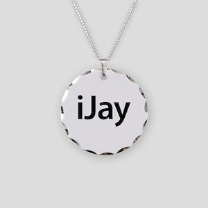 iJay Necklace Circle Charm