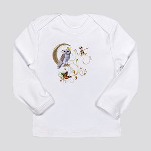 Owl Fantasy Long Sleeve Infant T-Shirt