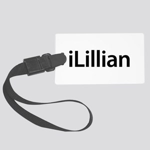 iLillian Large Luggage Tag