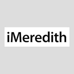 iMeredith 36x11 Wall Peel