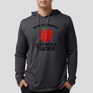 SleepWithATeacher2A Mens Hooded Shirt