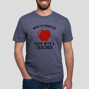 SleepWithATeacher2A Mens Tri-blend T-Shirt